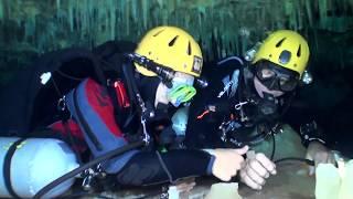 Download Cave Diving Crystal Caves of Bahamas A World Treasure Video