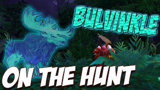 Download Ravenclaw - ″On The Hunt″ Rare hunter pets Legion 7.0.3 - Taming Bulvinkle Spirit Moose Video
