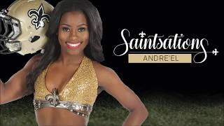 Download 2017 Saintsations Spotlight: Andre'El Video