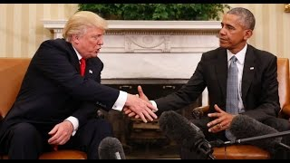 Download Trump Meets Obama at White House for First Time | Full Special Report Video