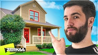 Download BUYING MY FIRST HOUSE! (House Flipper #2) Video