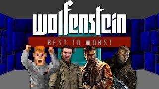 Download Wolfenstein Games From Worst to Best - Gggmanlives Video