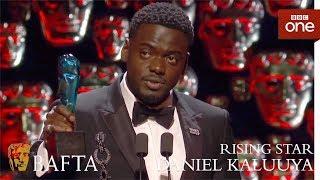 Download Daniel Kaluuya wins the EE Rising Star BAFTA - The British Academy Film Awards: 2018 - BBC One Video