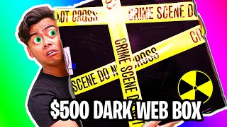 Download UNBOXING a $500 Dark Web Mystery Box! Video