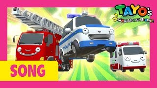 Download [Tayo's Sing Along Show 1] #02 The Brave Cars Video