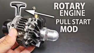 Download Nitro Rotary Engine Cleaning & Pull Start Addition Video