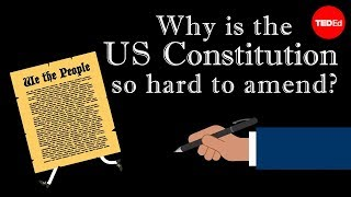 Download Why is the US Constitution so hard to amend? - Peter Paccone Video