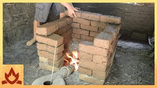 Download Primitive Technology: Fired Clay Bricks Video