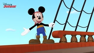 Download Captain Mickey Song | Mickey's Pirate Adventure | Official Disney Junior UK HD Video