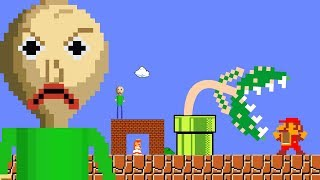 Download BALDI trap for Mario Video