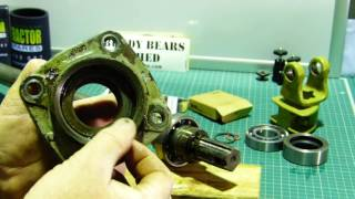 Download How to Replace a Ferguson TE20 PTO Seal and Bearing Video