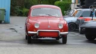 Download 1965 Renault Dauphine Gordini - 1. Hand Video