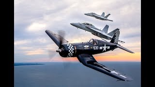 Download Navy TAC DEMO and Dixie Wing Corsair Legacy Shoot (360 Video) Video