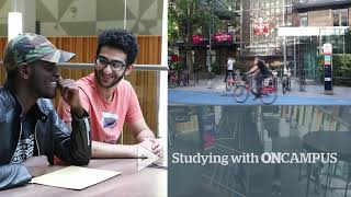 Download Studying at ONCAMPUS London South Bank Video