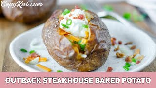 Download Outback Steakhouse Baked Potato Video