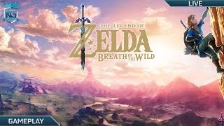 Download The Legend of Zelda: Breath of the Wild LIVE! | Shrine Hunt! - Path to 100%! | 1080p! Video