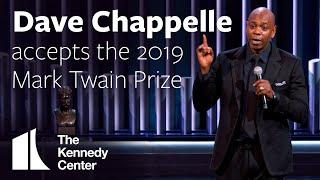 Download Dave Chappelle Acceptance Speech   2019 Mark Twain Prize Video