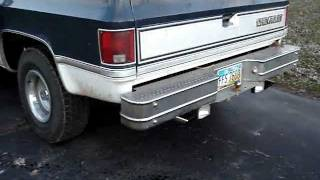 Download 85 chevy dual exhaust truck Video