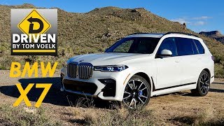 Download Driven- The 2019 BMW X7 Video
