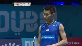 Download Dubai World Superseries Finals 2016 | Badminton QF M3-MS | Viktor Axelsen vs Lee Chong Wei Video