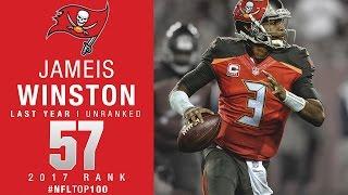 Download #57 Jameis Winston (QB, Buccaneers) | Top 100 Players of 2017 | NFL Video