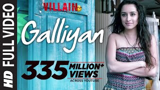Download Full Video: Galliyan Song | Ek Villain | Ankit Tiwari | Sidharth Malhotra | Shraddha Kapoor Video