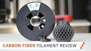 Download Carbon Fiber Filament - EmotionTech GCarbon Review Video