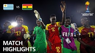 Download Uruguay v Ghana - FIFA U-17 Women's World Cup 2018™ - Group A Video