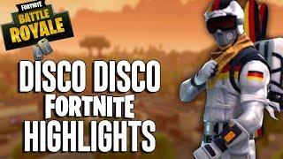 Download Disco Disco!! Fortnite Highlights! Ninja Video