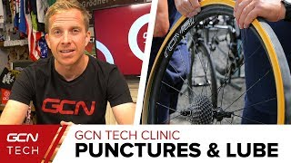 Download Skinwall Tyres & The Ultimate Chain Lube   GCN Tech Clinic Video