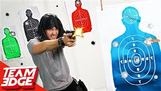 Download Can you Shoot Like John Wick?   1 vs 2 Challenge!! Video