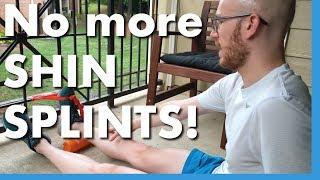 Download GET RID OF SHIN SPLINTS (How I did it!) Video