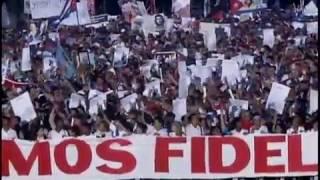 Download Multitudinaria representación popular en marcha en Plaza de la Revolución Video