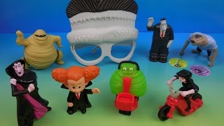 Download 2015 HOTEL TRANSYLVANIA 2 SET OF 8 McDONALDS HAPPY MEAL KIDS MOVIE TOYS VIDEO REVIEW by FFTR Video