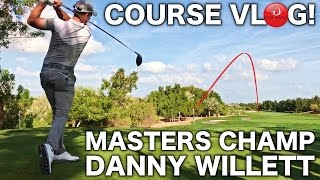 Download PLAYING GOLF WITH THE MASTERS CHAMP DANNY WILLETT Video