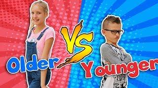 Download OLDER SIBLING vs. YOUNGER SIBLING Video