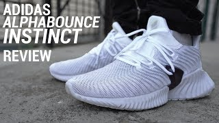 Download ADIDAS ALPHABOUNCE INSTINCT REVIEW & ON FEET Video