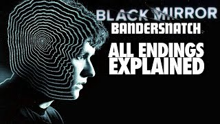 Download BANDERSNATCH (2018) ALL Endings Explained (Including ″Secret″) Video