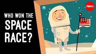 Download Who won the space race? - Jeff Steers Video