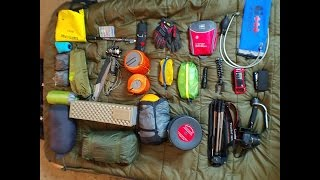 Download 5 Day Backpacking gear loadout Video