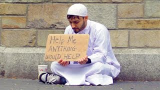 Download HOMELESS MUSLIM EXPERIMENT Video
