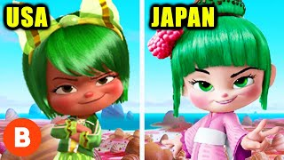 Download Pixar Movie Changes In Other Countries Video