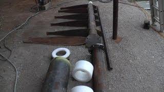 Download Skeg and Rudder - Part 8 - Rudder Parts Video