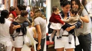 Download Giovanna Antonelli e Família Video