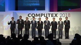 Download 2018COMPUTEX 引領全球科技新趨勢 打造科技產業未來無限可能 Video