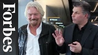 Download Richard Branson Reveals His Customer Service Secrets | Forbes Video