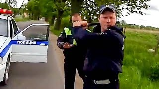 Download POLICE vs. BIKERS   COOL & ANGRY COPS   [Episode 59] Video