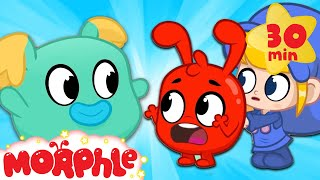 Download Morphle Has No Powers! - My Magic Pet Morphle | Cartoons For Kids | Morphle TV | Mila and Morphle Video