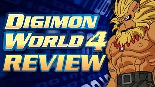 Download Digimon World 4 Review - HOW DID THIS HAPPEN!? - Casp Video