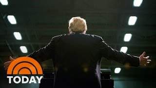 Download What Donald Trump Promised He'd Do In His First 100 Days | TODAY Video
